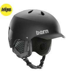 Helma Bern Watts Mips matte black 2020/21 vell.L 59-62cm