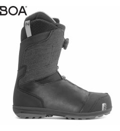 Boty Nidecker Aero Coiler black 2019/20 vell.EUR45,5