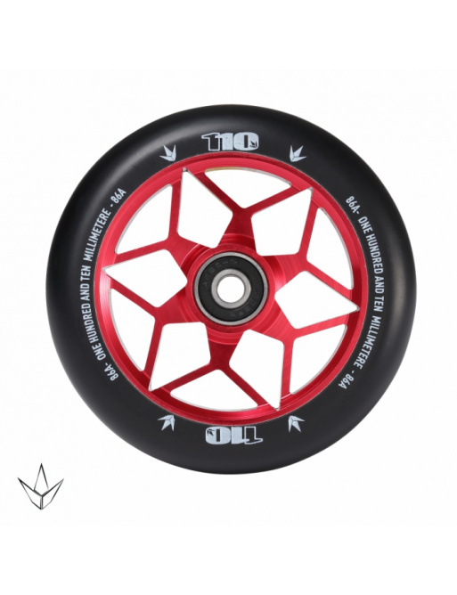 Blunt Diamond 110 mm kolečko červené