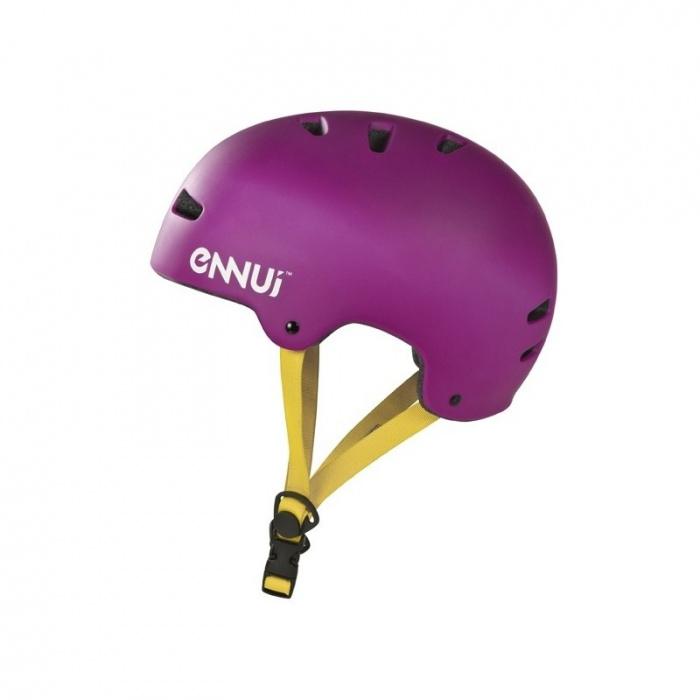 Ennui BCN Basic Purple Helmet