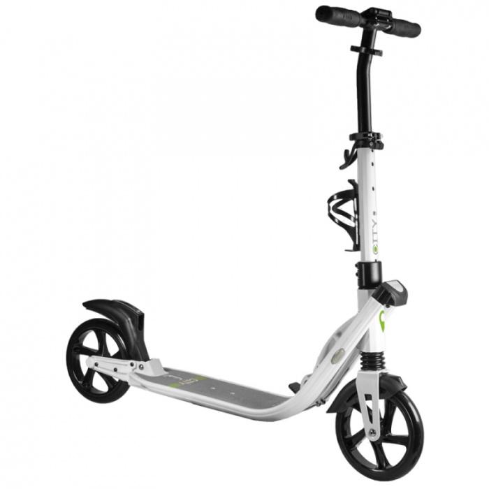 Bibanda scooter blanco