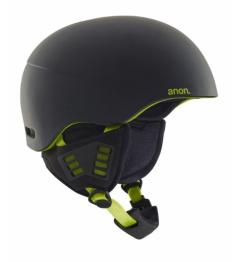 Helmet Anon Helo 2.0 black / green 2018/19 vell.XL / 63-64cm