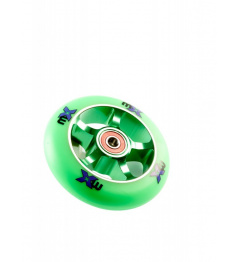 Kolečko Micro MX 100 mm green/green