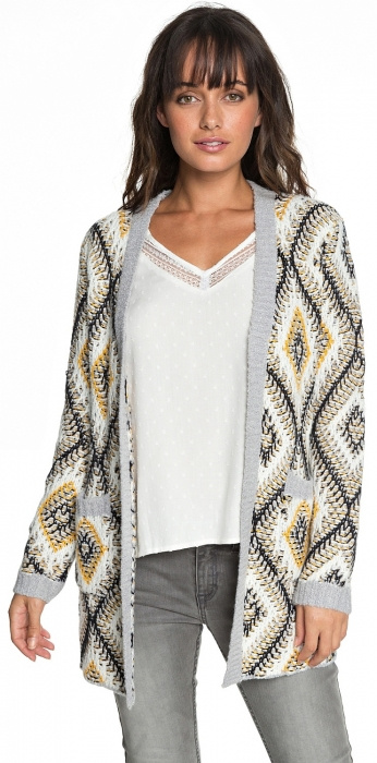 Sweater Roxy All Over Again 291 sgrh heritage heather 2018/19 womens vell.XS