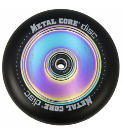 Metal Core Disc 110 mm kolečko černé