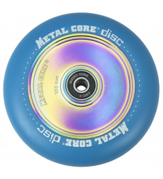 Metal Core Disc 100 mm kolečko modré