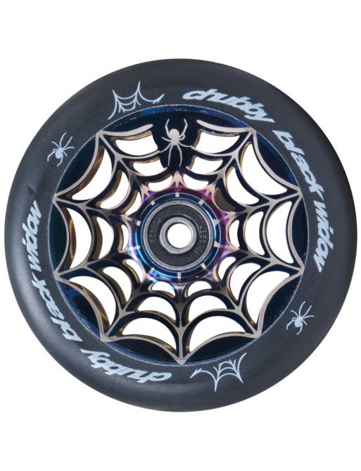Kolečko Chubby Widow V2 110mm Mirror Blue