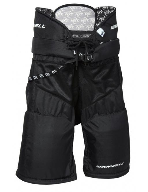 Kalhoty Winnwell GX-8 JR, Černá,M,Junior