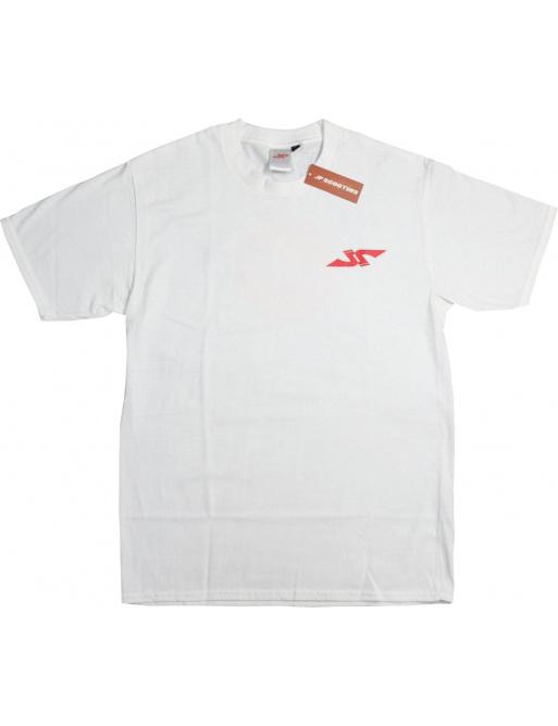 Tričko JP Logo bílé M