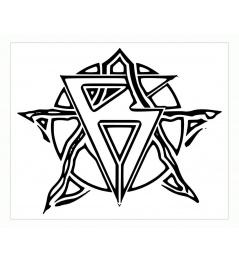 Samolepka Revolution Supply Co Logo