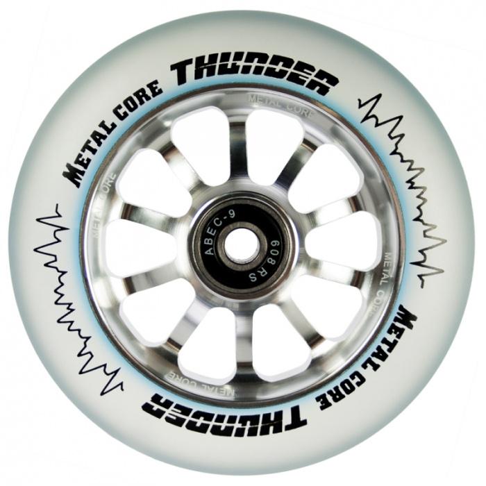 Metal Core Thunder 110 mm kolečko stříbrné