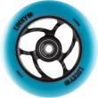 Kolečko Lucky Torsion 110mm Teal/Black