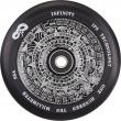 Kolečko Infinity Hollowcore V2 110mm Mayan černé