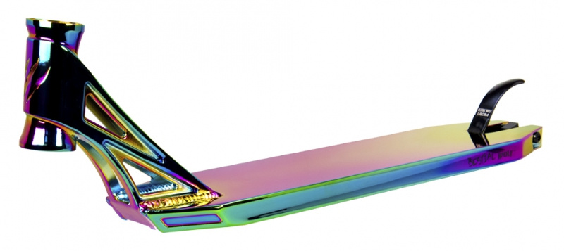 Bestial Wolf Thomas Duchemin deska Rainbow 560 mm + griptape zdarma