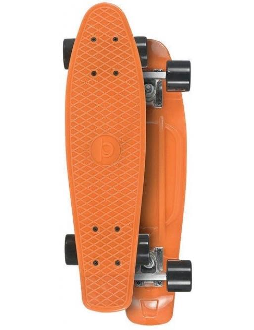 Skateboard Playlife Vinyl Board, Oranžová