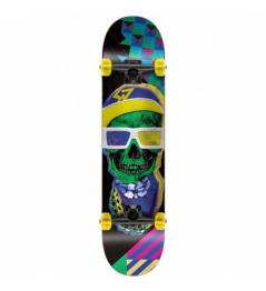 Skate komplet SPEED DEMONS - Mix Navy/Yellow 2020 vell.7,5