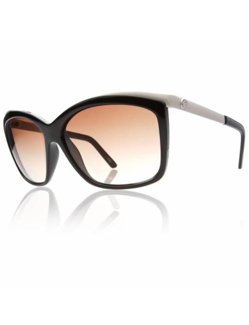 Brýle Electric Plexi gloss black/brown gradient 2013