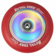 Metal Core Disc 110 mm kolečko červené