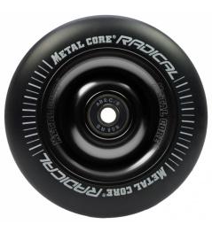 Metal Core Radical 100 mm kolečko černo černé
