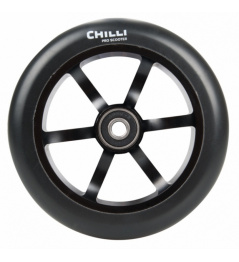 Chilli 6 spoked 120 mm kolečko