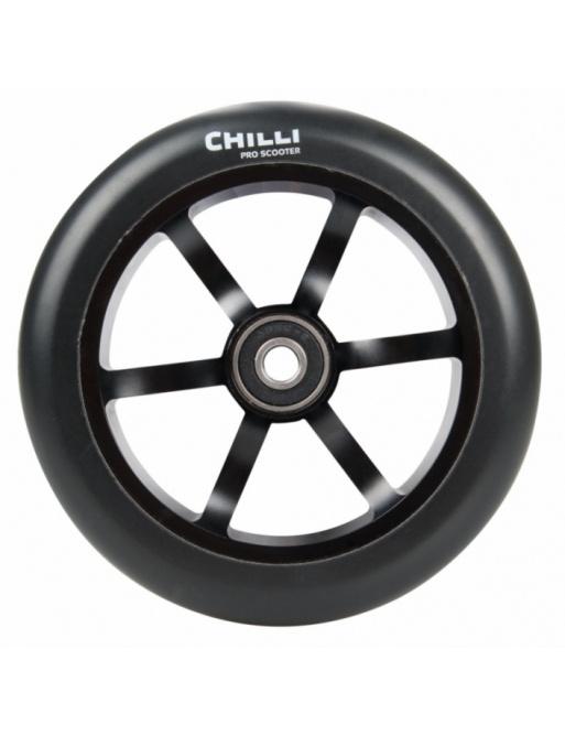 Chilli 6 spoked 120 mm kolečko