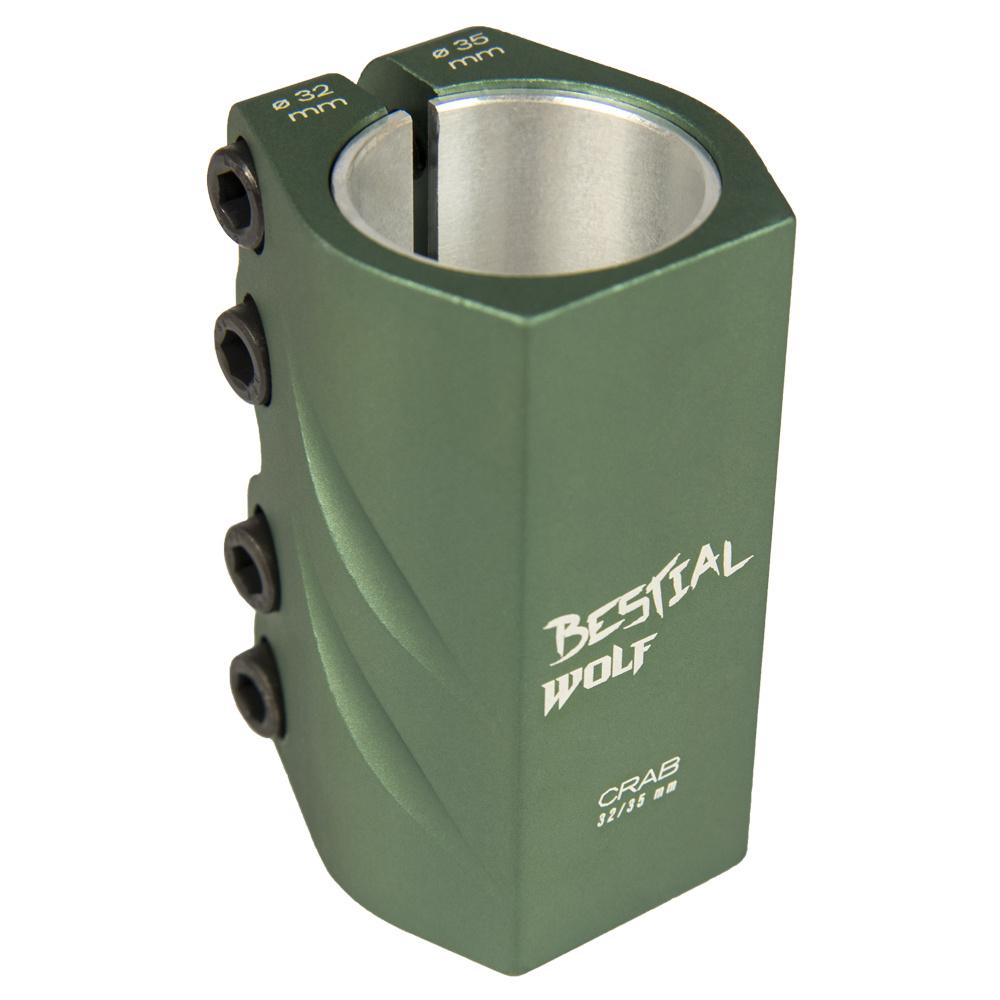 Bestial Wolf Crap socket green