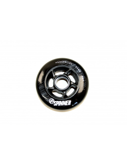 Kolečka Powerslide Spinner Black (1ks)