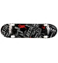 Bestial Wolf Underwolf skateboard