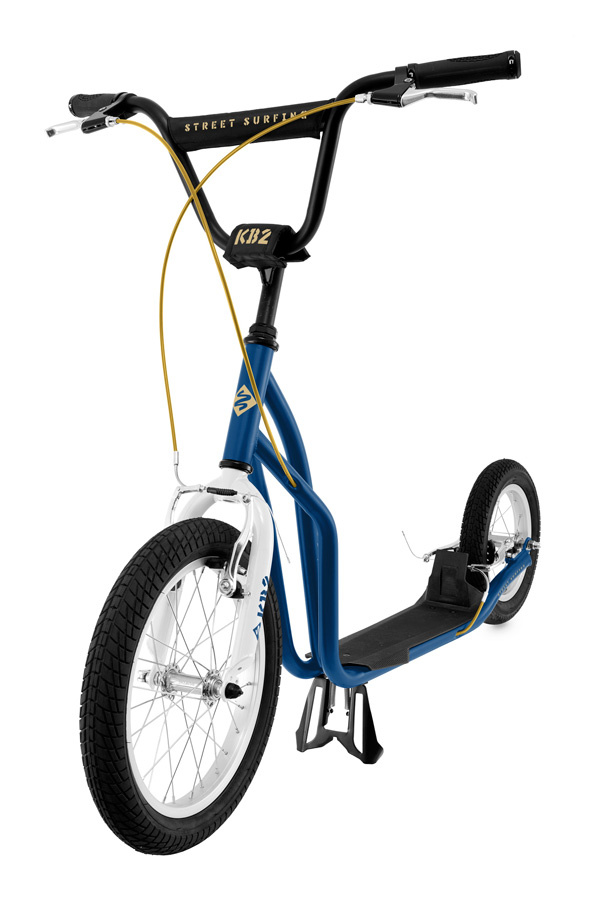 Scooter Street Surfing KB2 Blue White
