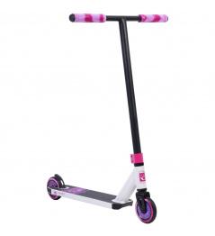 Freestyle koloběžka Invert Supreme Mini 1-4-8 White/Black/Pink