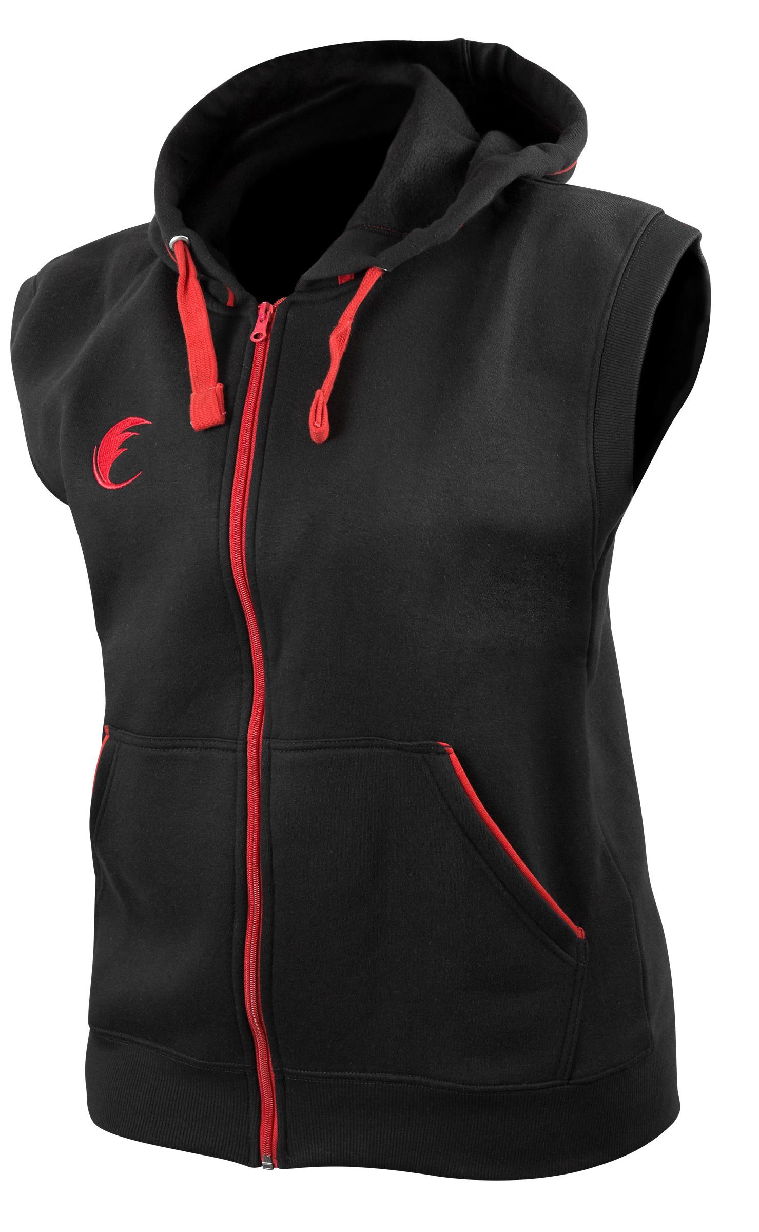 Vesta Chaya Logo Sleevless Hoody