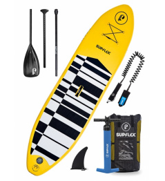 Paddleboard Supflex FUN yellow 10 2020
