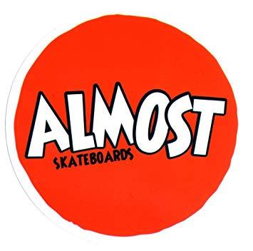 Skateboardy Almost