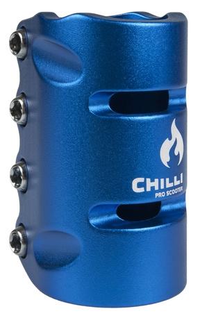 """Chilli """"C"""" matně modré SCS"""