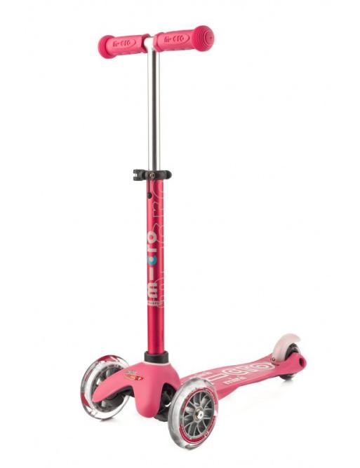 Mini Micro Deluxe Pink