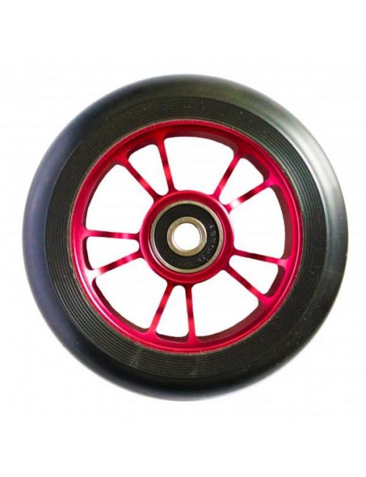 Blunt 10 Spokes 100 mm černo červené kolečko
