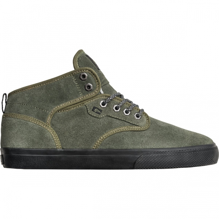 Boty Globe Motley Mid dusty olive/black/winter 2018/19 vell.EUR46