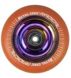 Metal Core Radical Rainbow 110 mm kolečko oranžové