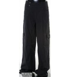 Kalhoty Nikita Astonished W.blk/charcoal vell.XS