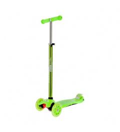 Koloběžka tříkolová NILS EXTREME HLB06 zelená