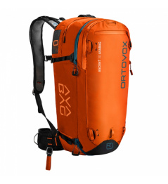 Batoh Ortovox Ascent 30 orange Avabag KIT