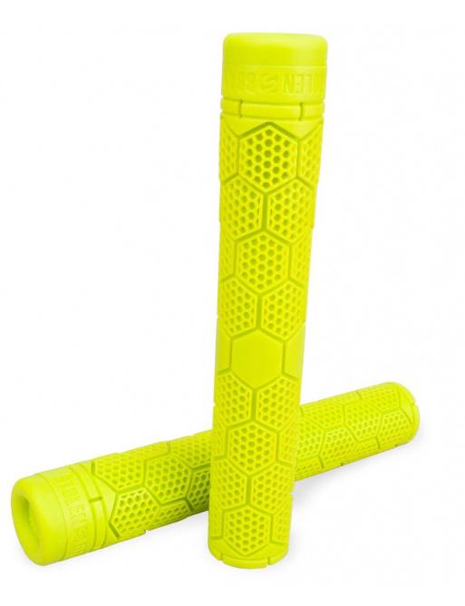 Gripy Stolen Hive SuperStick Flangless Neon Yellow