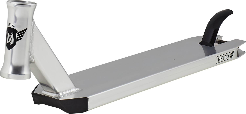 Longway Metro deska stříbrná 500mm + griptape zdarma