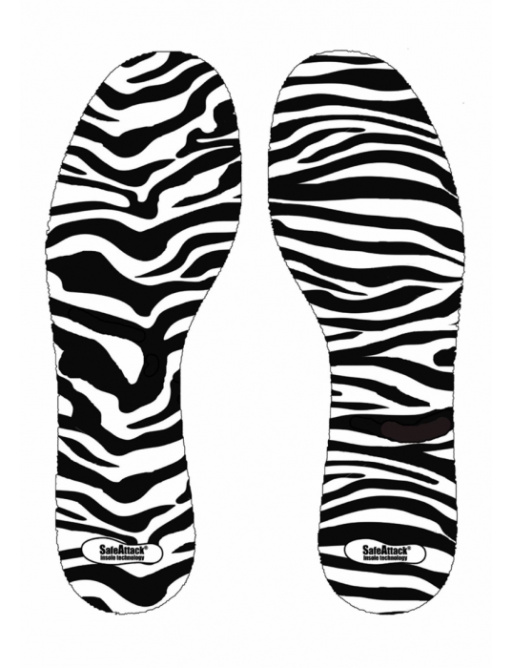 SafeAttack stélka Zebra