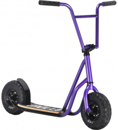 Koloběžka Rocker Rolla Big Wheel Purple Fade