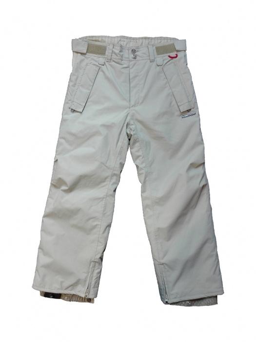 Snb kalhoty Foursq.B2 Bryan Oxford kids tan vell.L