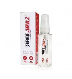 Desinfekční sprej Safe Jawz na chránič zubů 50ml