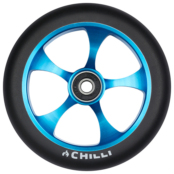 Chilli Ghost 120 mm blaues Rad
