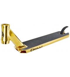 Chilli Reaper doska zlatá 50 cm + Griptape zadarmo