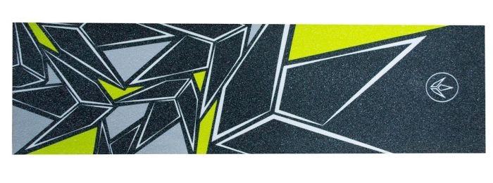 Blunt Geometric žlutý griptape